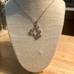 Adorable Mickey Mouse necklace